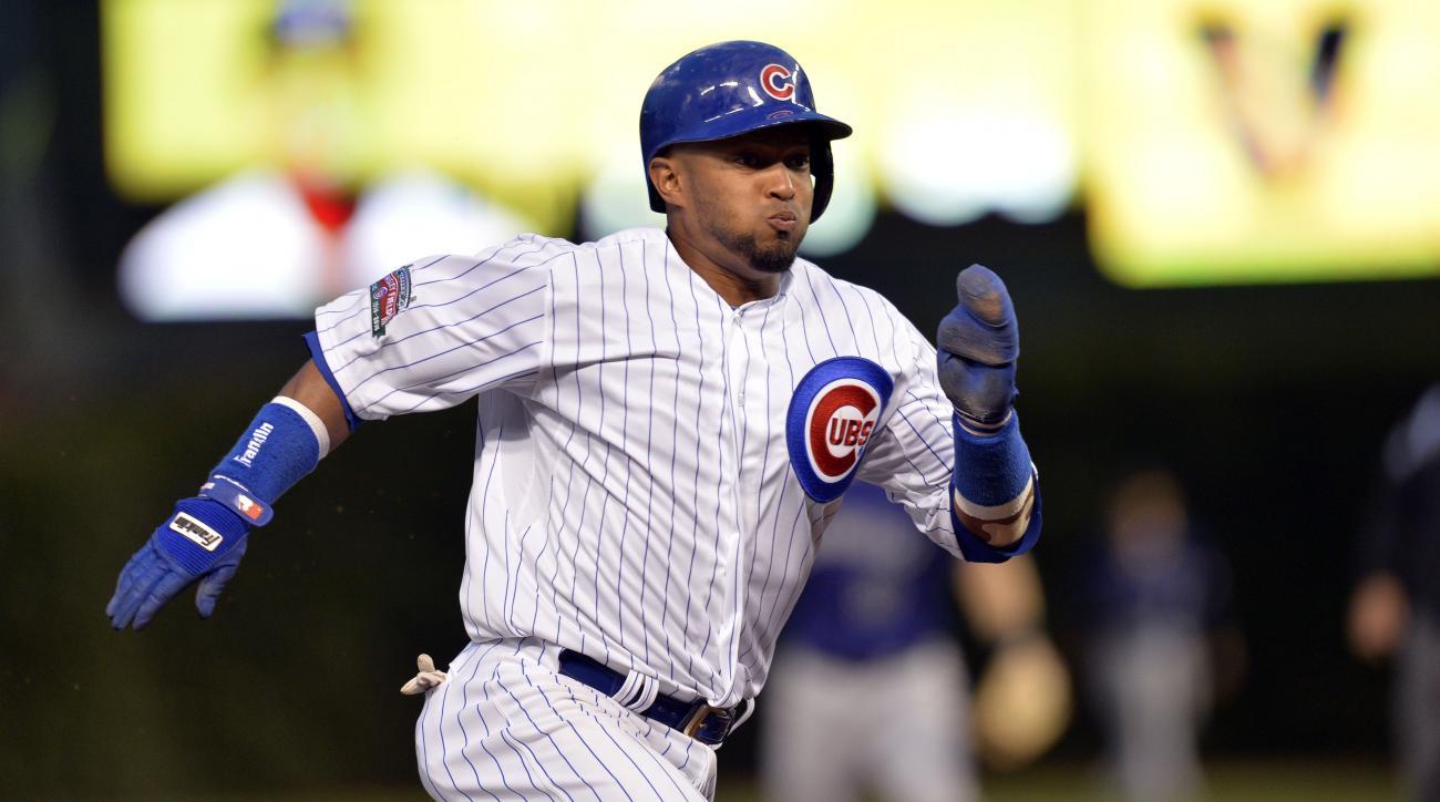 Cubs want to trade Emilio Bonifacio