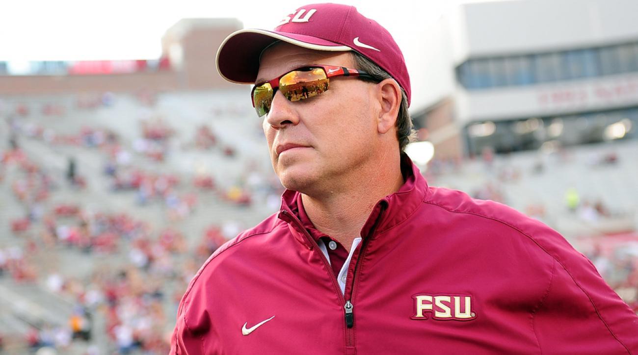 Jimbo Fisher Florida State