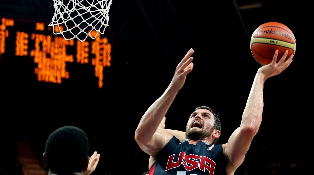 Kevin Love could still be added to Team USA's roster even after pulling out of training camp.