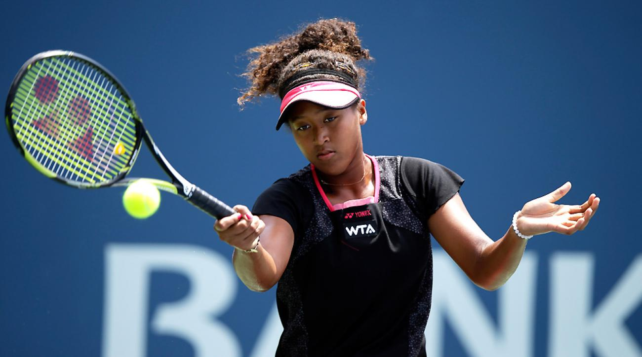 Naomi Osaka earned an upset win over Sam Stosur, but Osaka still considers beating her own sister her favorite victory.