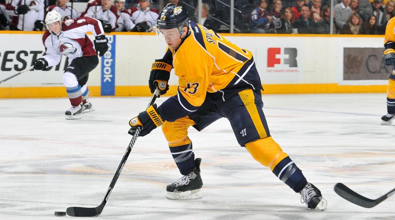 Pittsburgh Penguins Nick Spaling