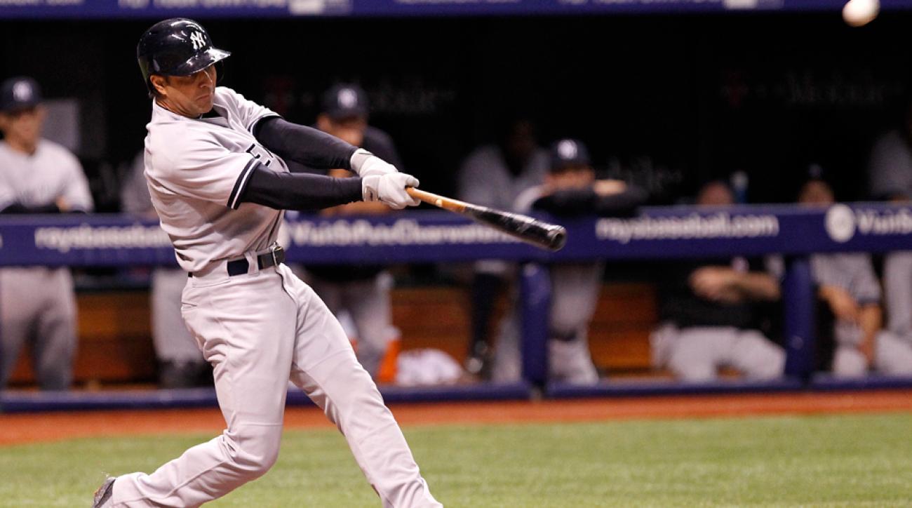 Brian Roberts Yankees