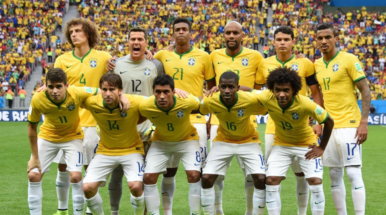 brazil s national team schedule upcoming fixtures