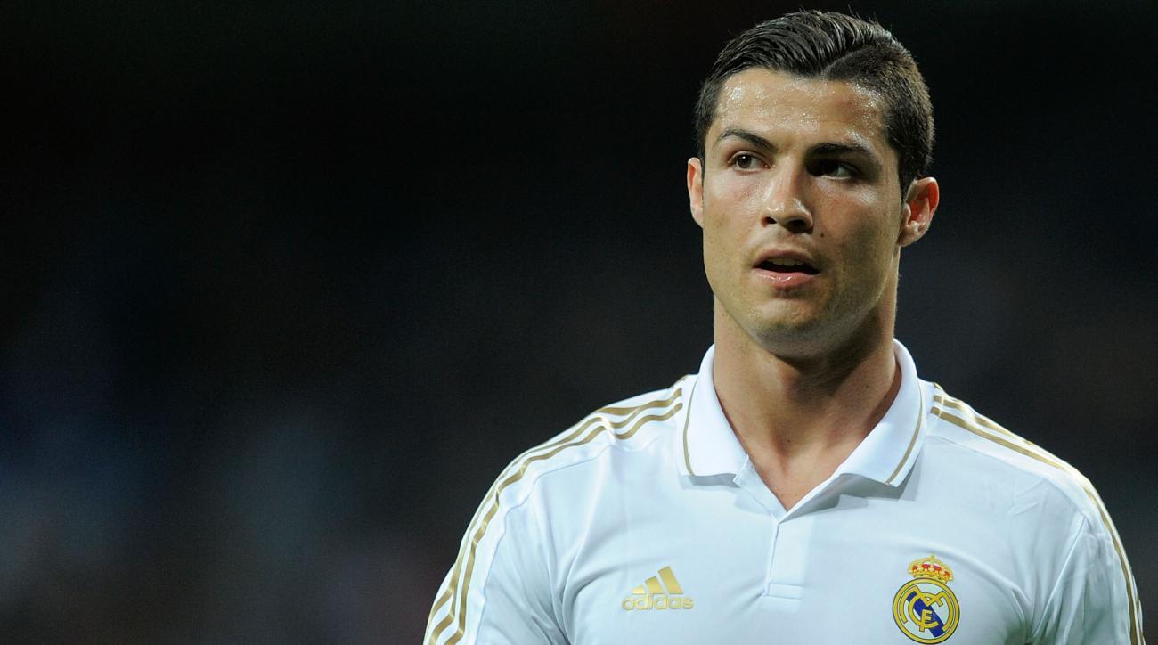 Cristiano Ronaldo Real Madrid manchester united michigan