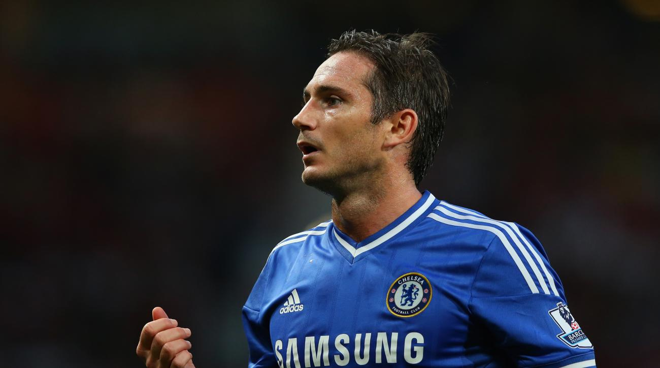 Frank Lampard join Manchester City loan