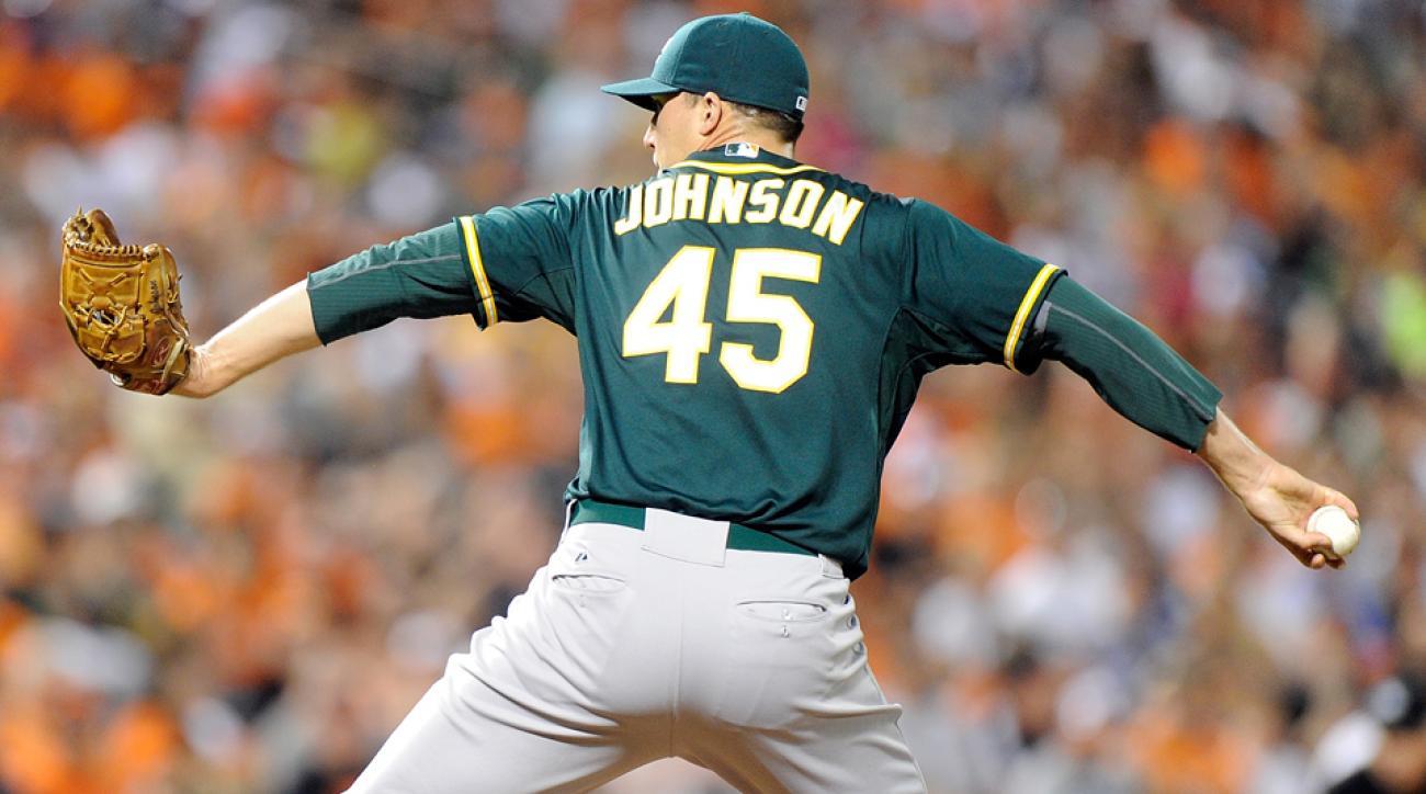 Jim Johnson Athletics