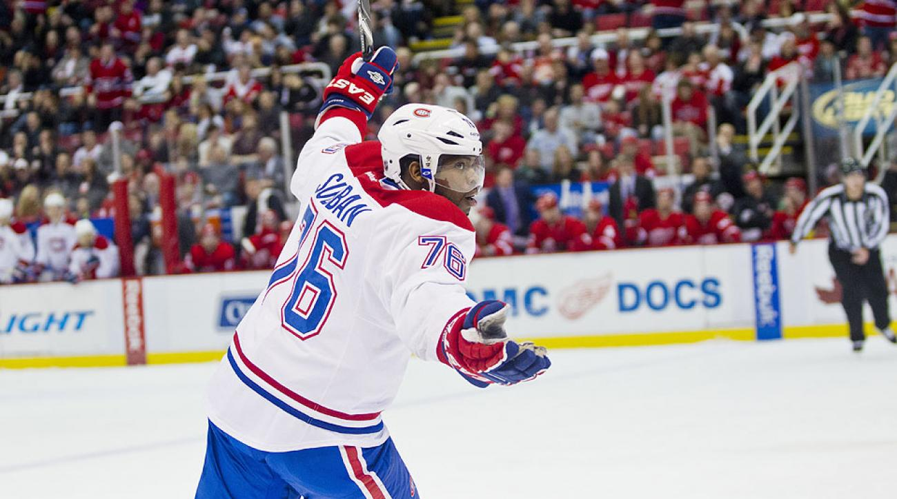 P.K. Subban deal a victory for Marc Bergevin