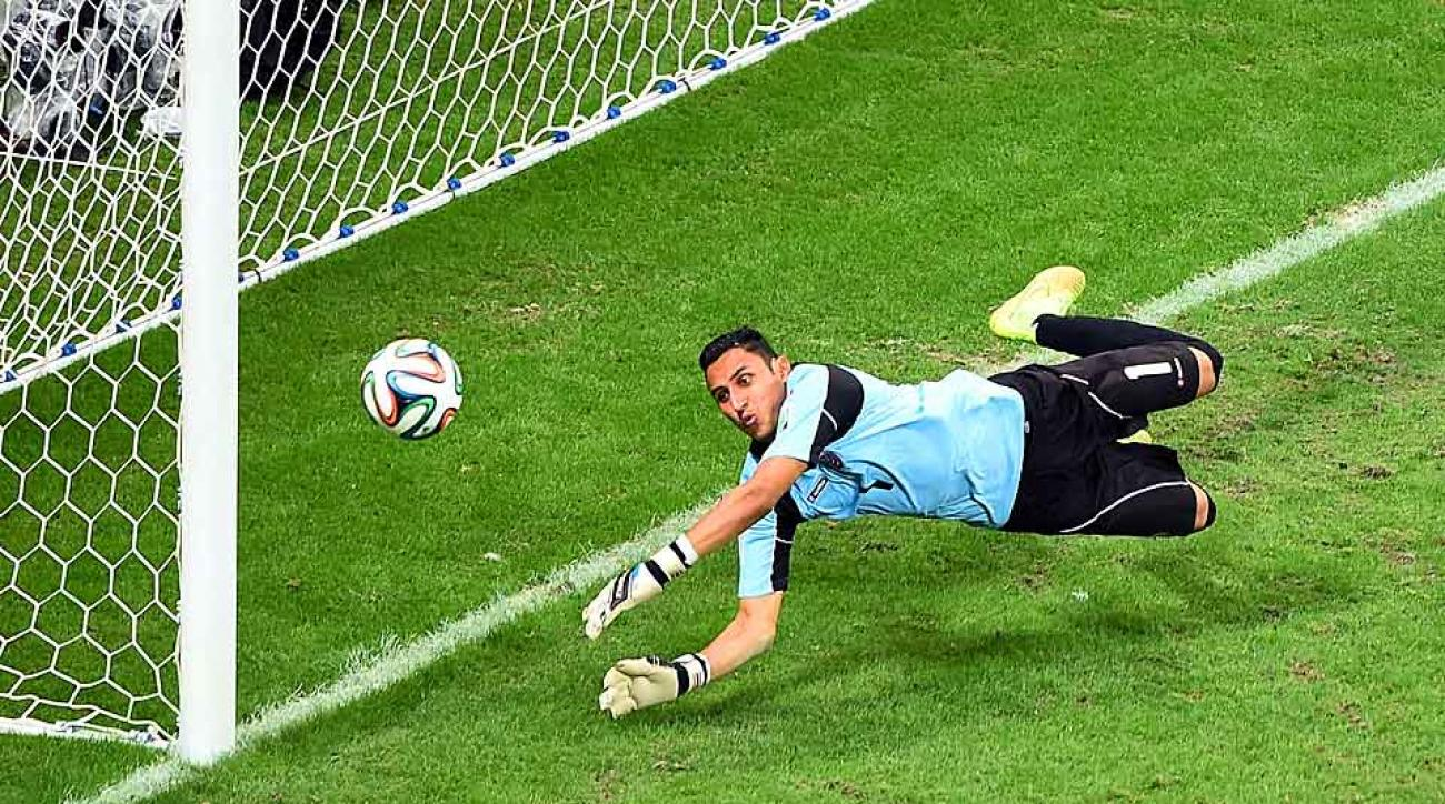 Following an excellent World Cup performance for Costa Rica, Spanish giants Real Madrid signed GK Keylor Navas from Spanish side Levante.