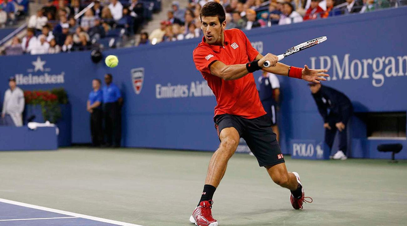 Heading the top half of the Rogers Cup draw, Novak Djokovic has Stan Wawrinka and Grigor Dimitrov in his half of the draw and could face Andy Murray in the quarterfinals.
