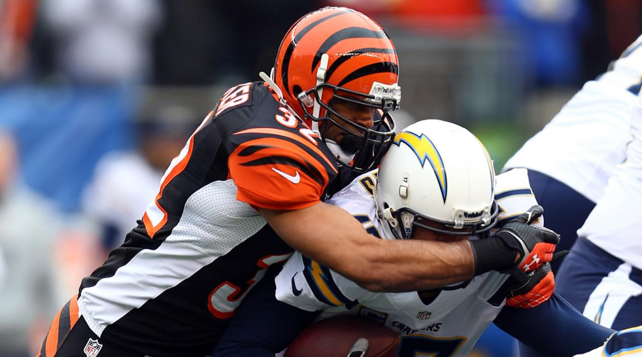 Chris Crocker Cincinnati Bengals