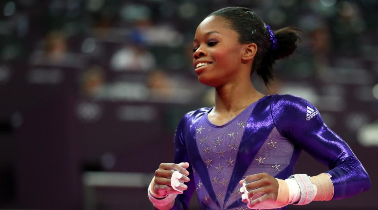 Olympic champion Gabby Douglas