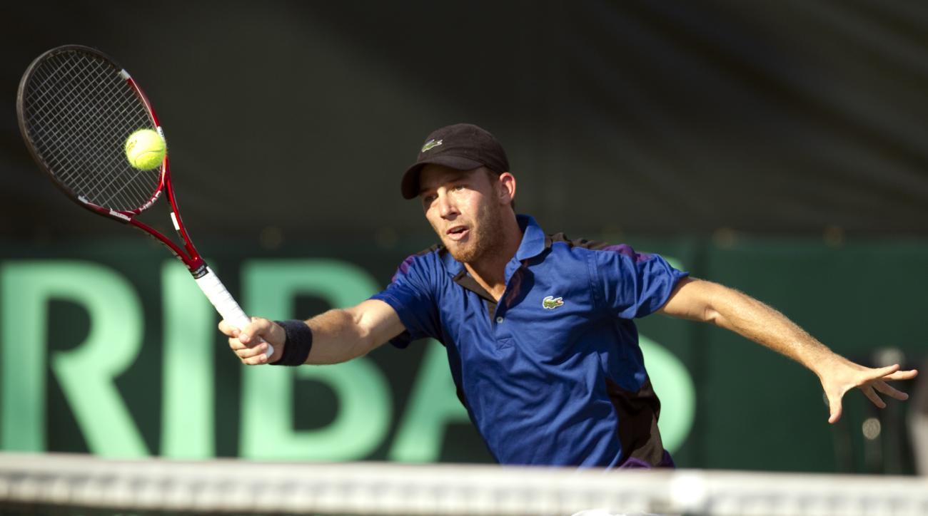 Ramat Hasharon tennis center israel atp canceled