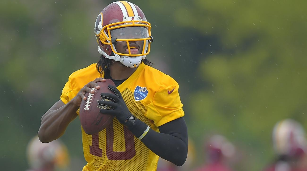 Belichick not worried about Brady's influence on Griffin III