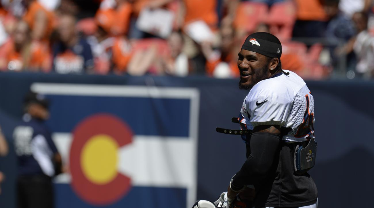 Denver Broncos safety T.J. Ward must perform four hours of community service in order for his misdemeanor charges to be dropped.