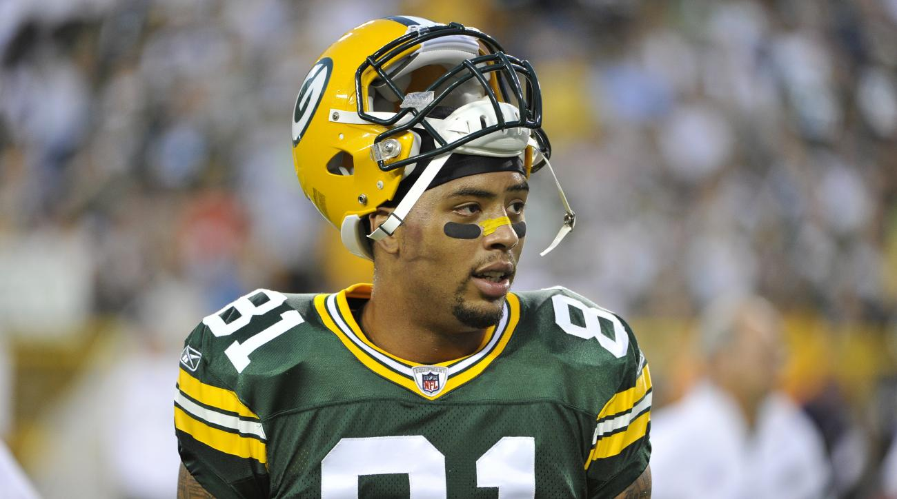 andrew quarless green bay packers tight end depth chart preseason