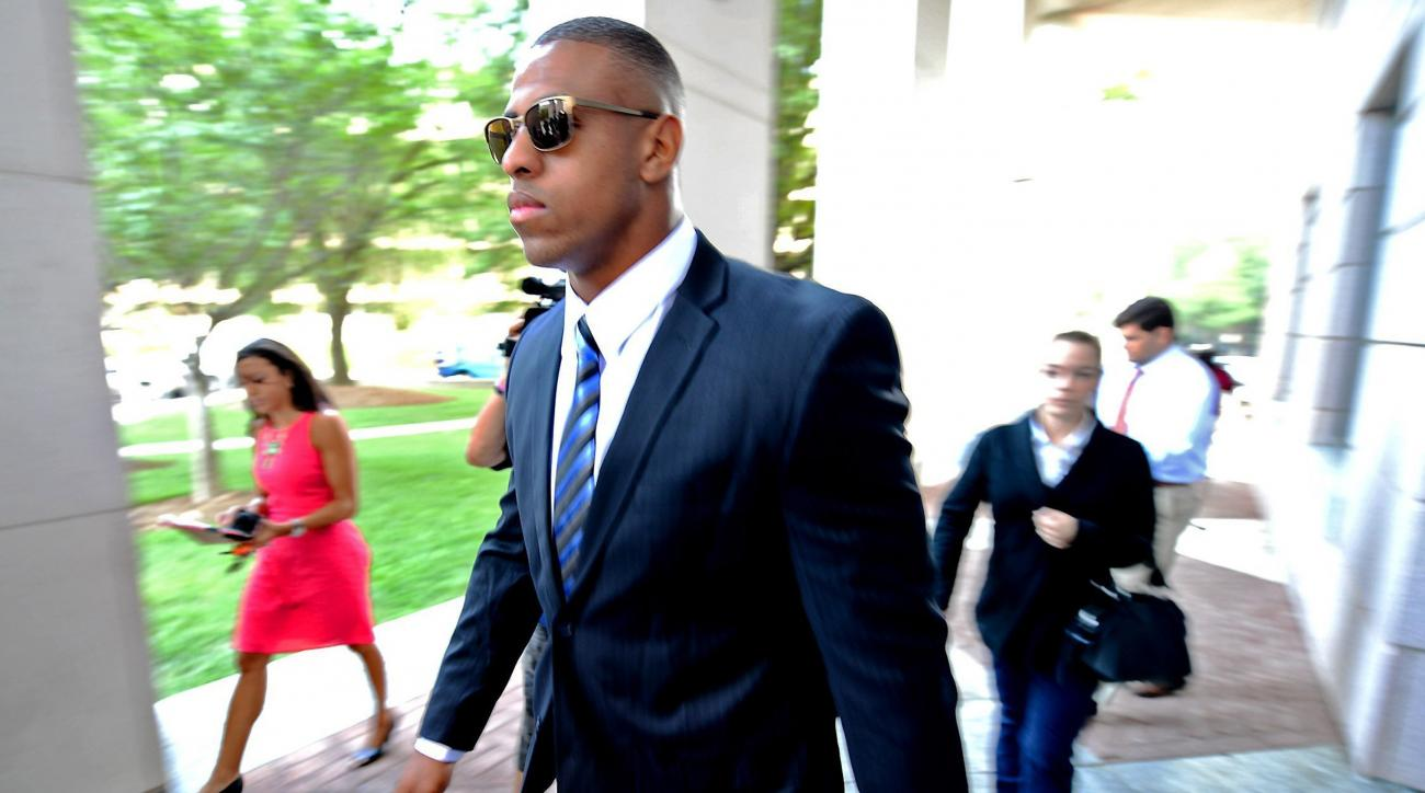 greg hardy carolina panthers jury trial set for november 17