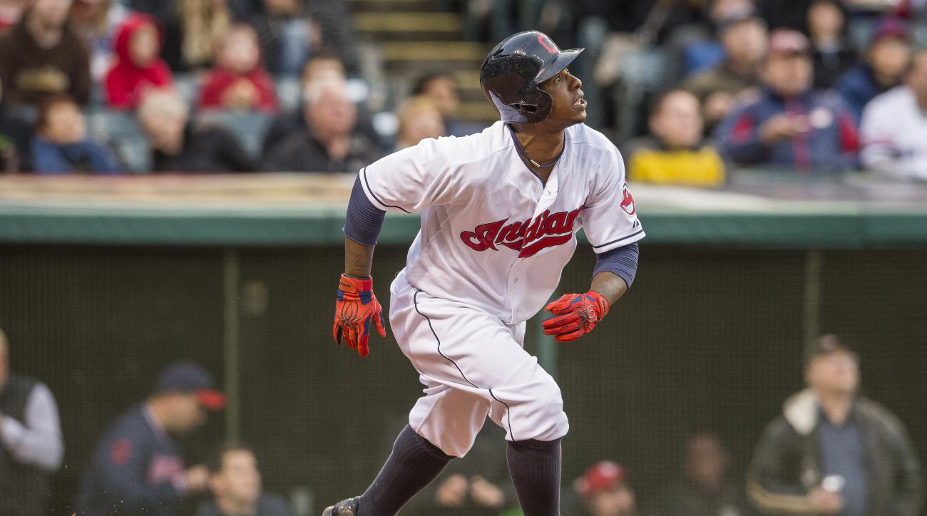 The Cleveland Indians released outfielder Nyjer Morgan.