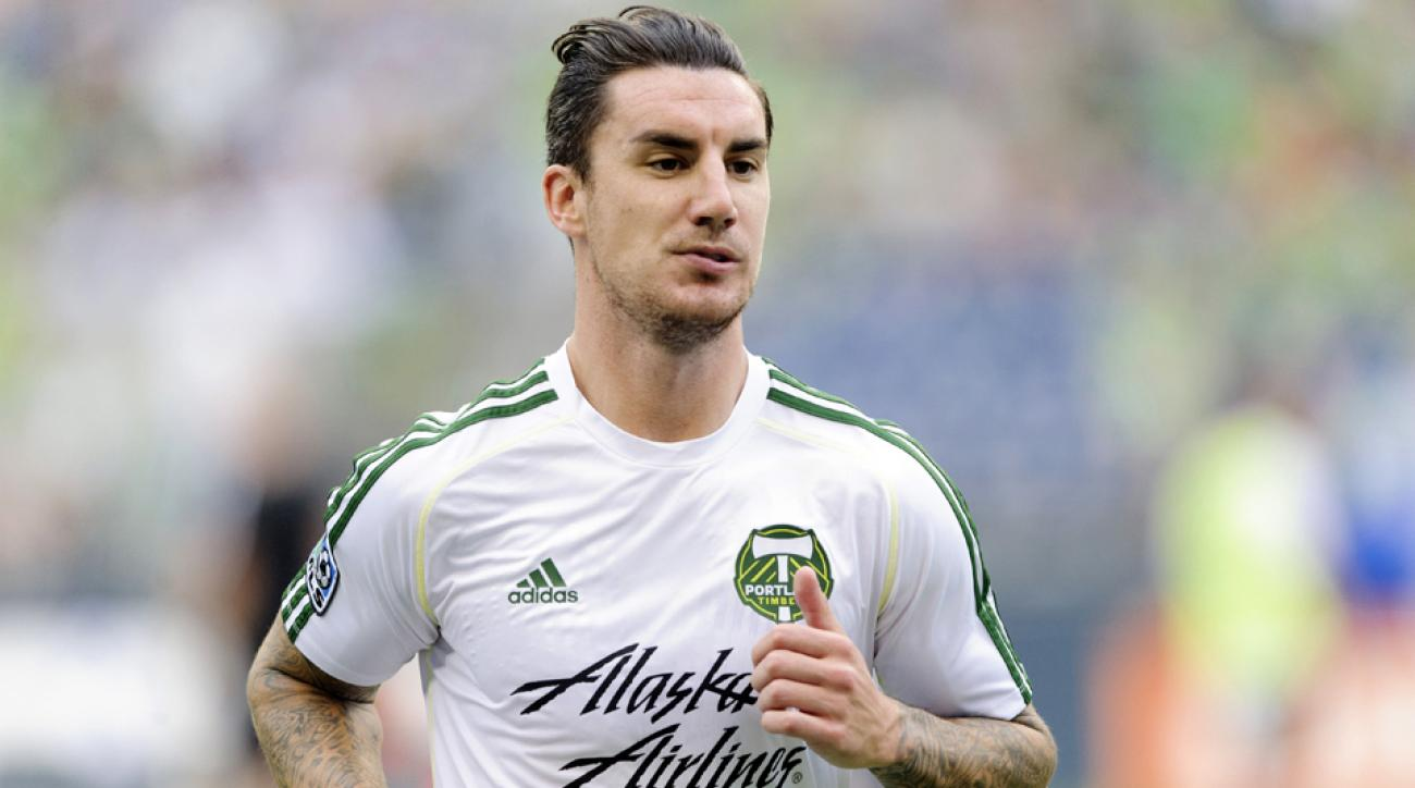 Portland Timbers defender Liam Ridgewell has been named to the MLS All-Star team as an injury replacement.