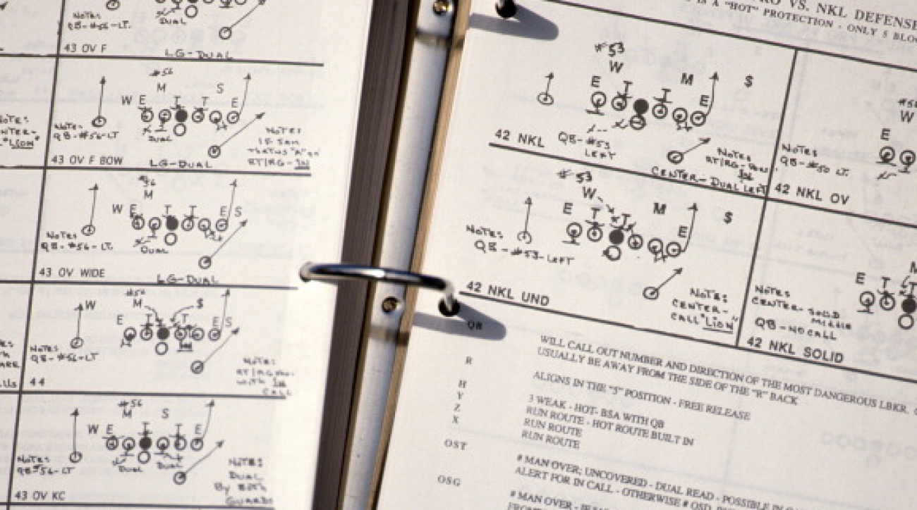 Brain Games: A top neuroscientist explains how difficult it is to master an NFL playbook