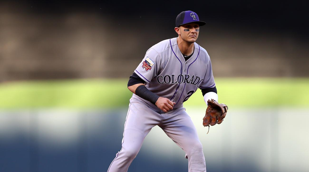Rockies' Troy Tulowitzki says he is sick and tired of losing