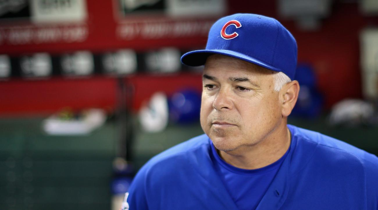 Rick Renteria Chicago Cubs