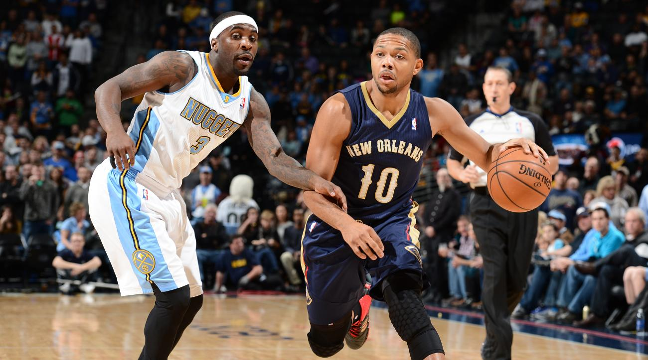 "Eric Gordon thinks the New Orleans Pelicans can ""for sure"" make the playoffs if healthy."