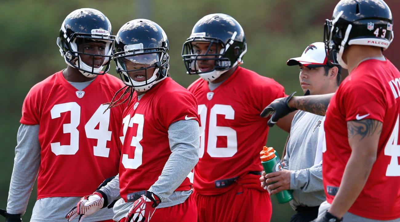 Devonta Freeman Atlanta Falcons