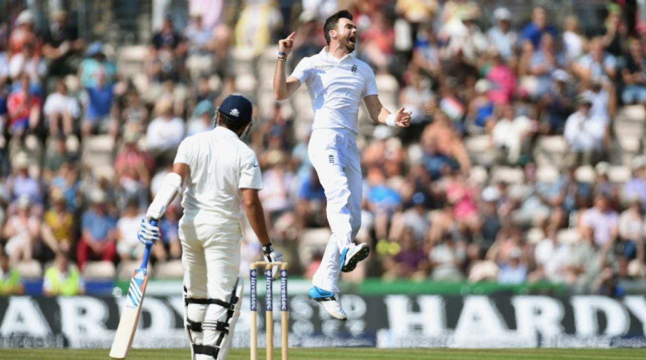 India England 4th Test Day 1 squads