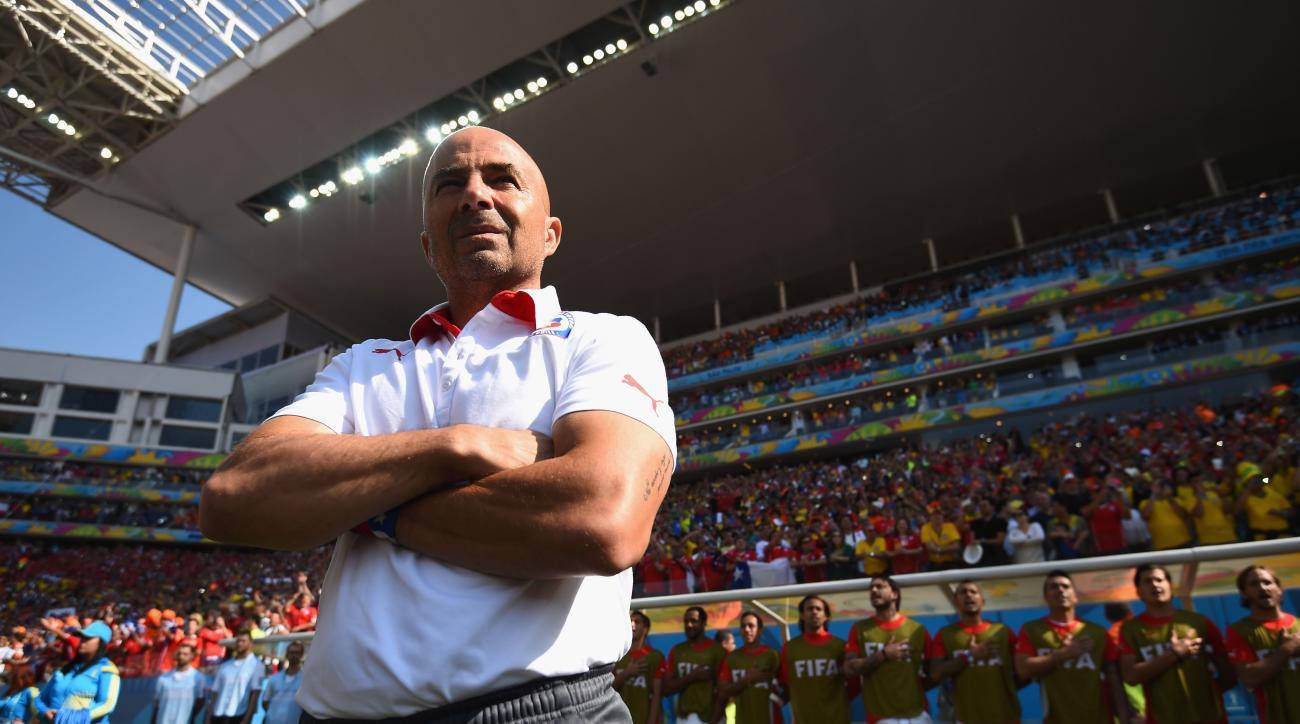 Jorge Sampaoli commits to Chile