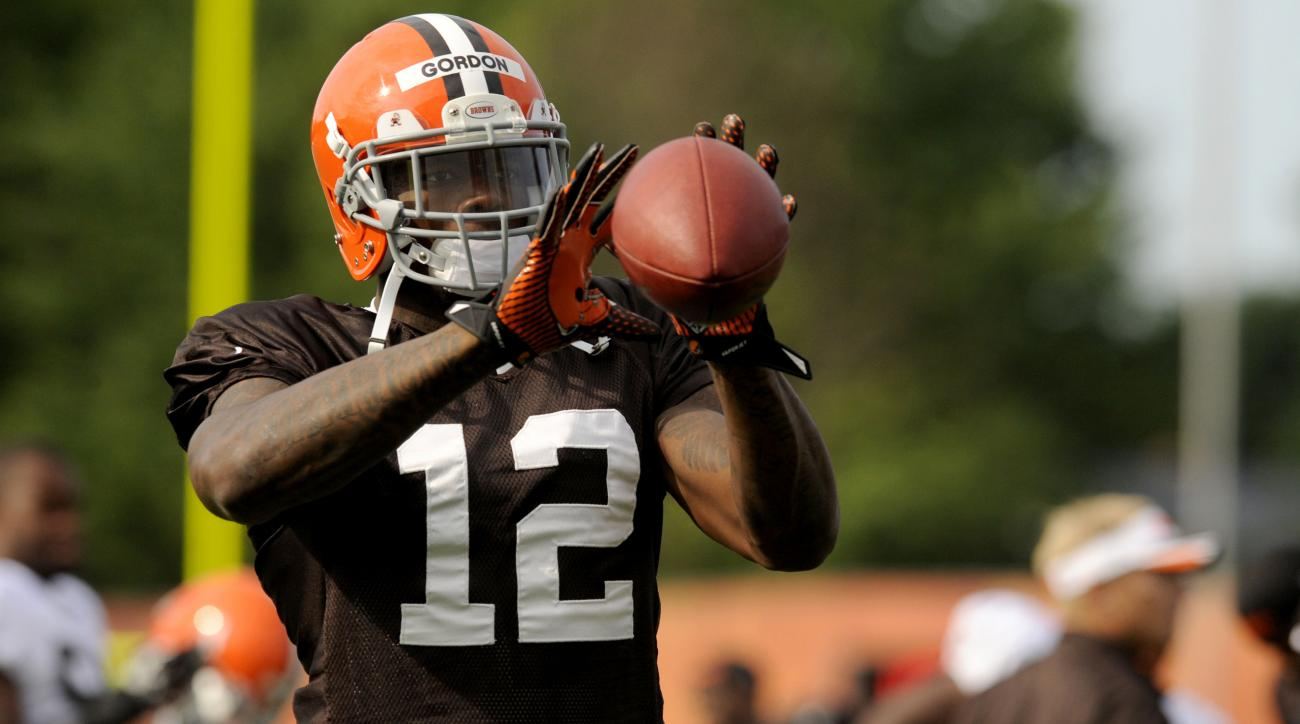 Browns expect at least 8 game suspension for Josh Gordon