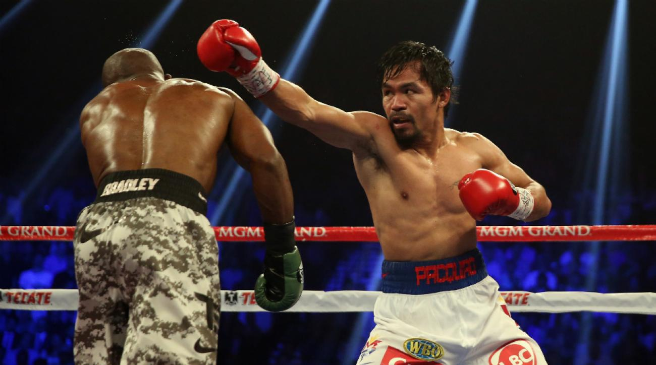 Manny Pacquiao buys stake in MMA league