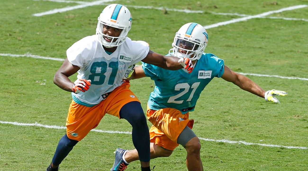 Brent Grimes Miami Dolphins