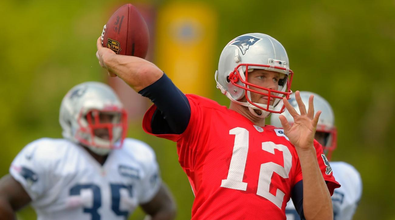 Tom Brady New England Patriots