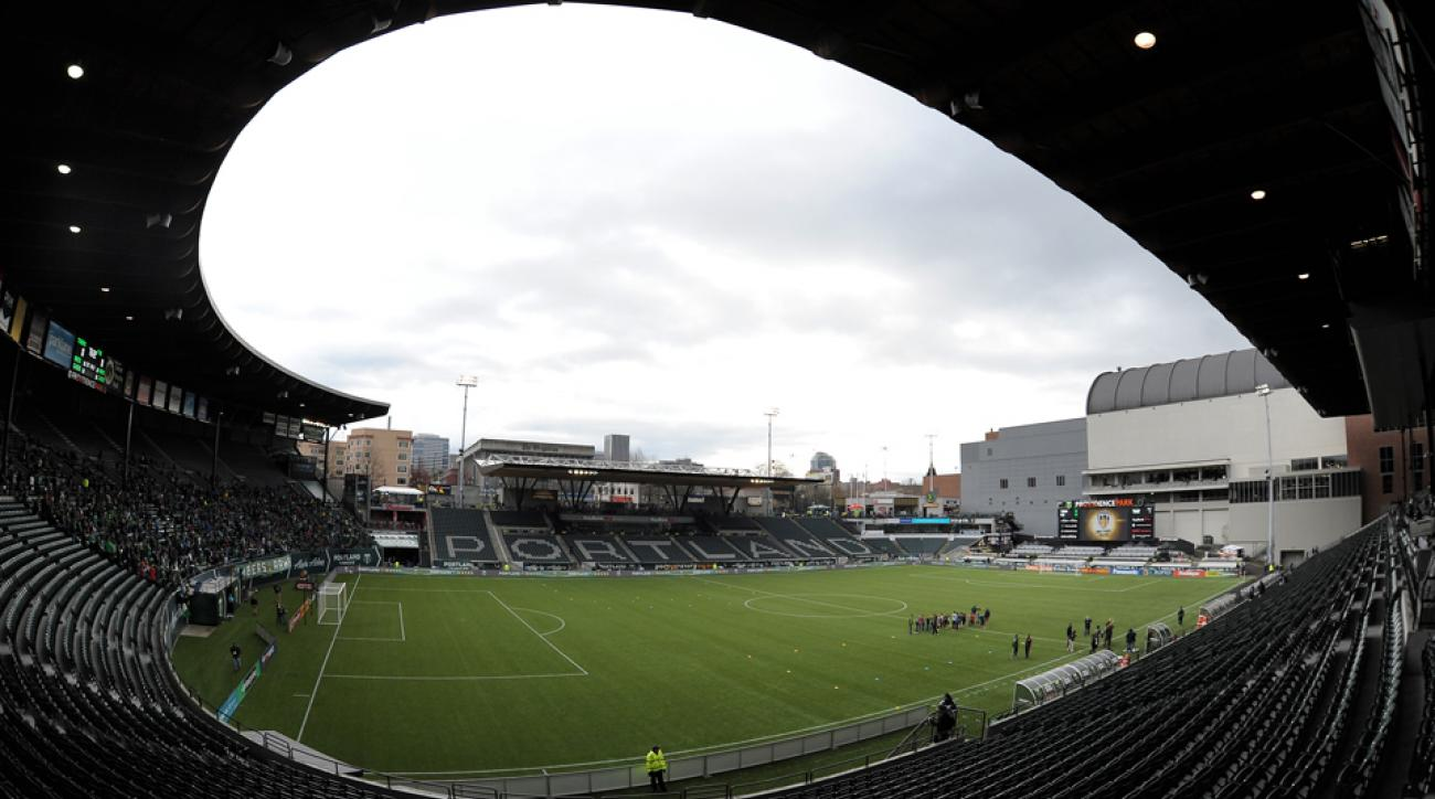 Providence Park in Portland will host Wednesday night's MLS All-Star Game.