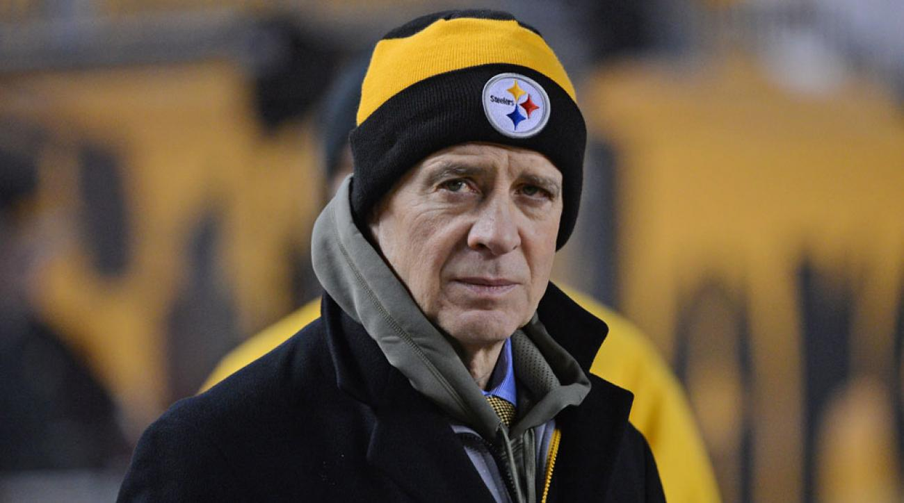 Steelers co-owner Art Rooney II