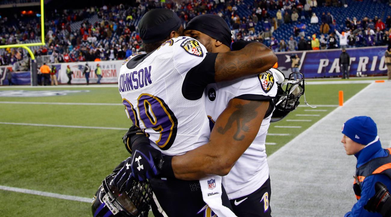 Chris Johnson Ravens retiring