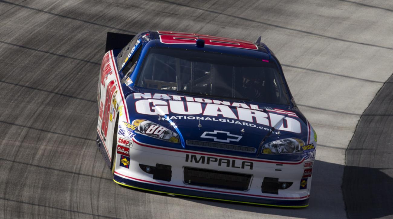 National Guard racing sponsorship