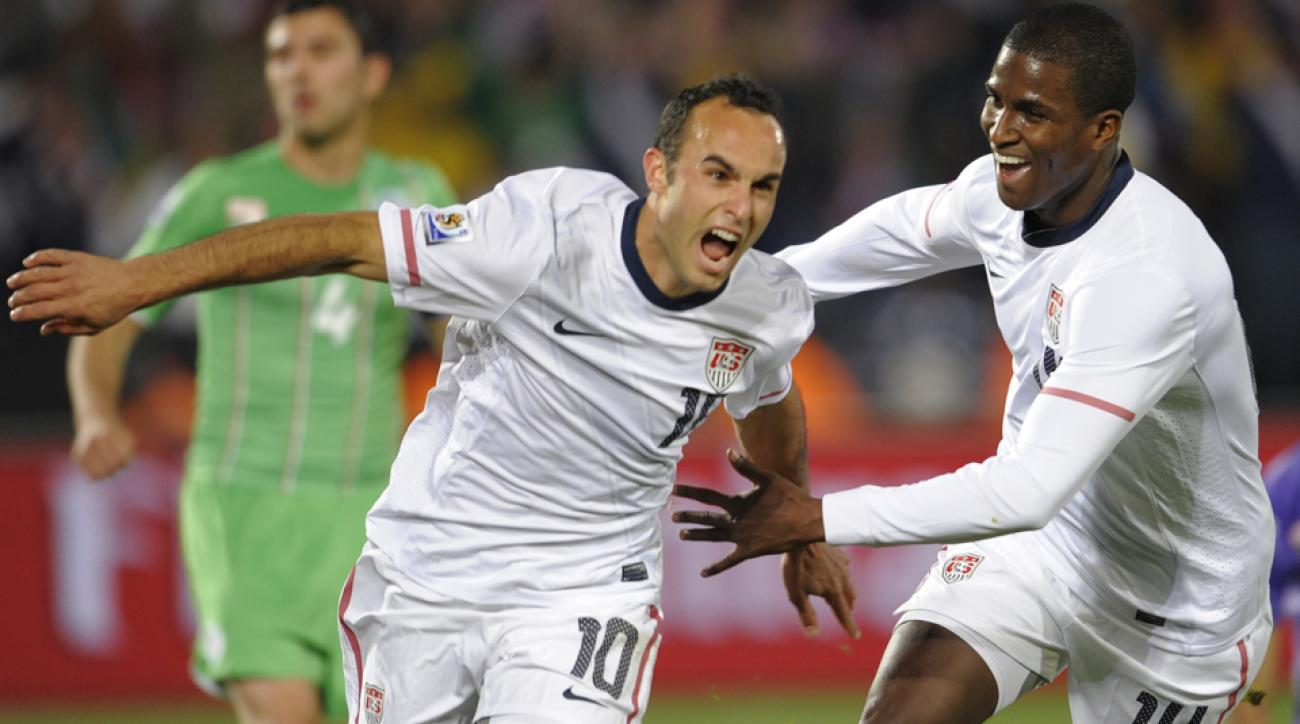 Landon Donovan, who scored an iconic goal against Algeria in the 2010 World Cup, is retiring at the end of the MLS season.