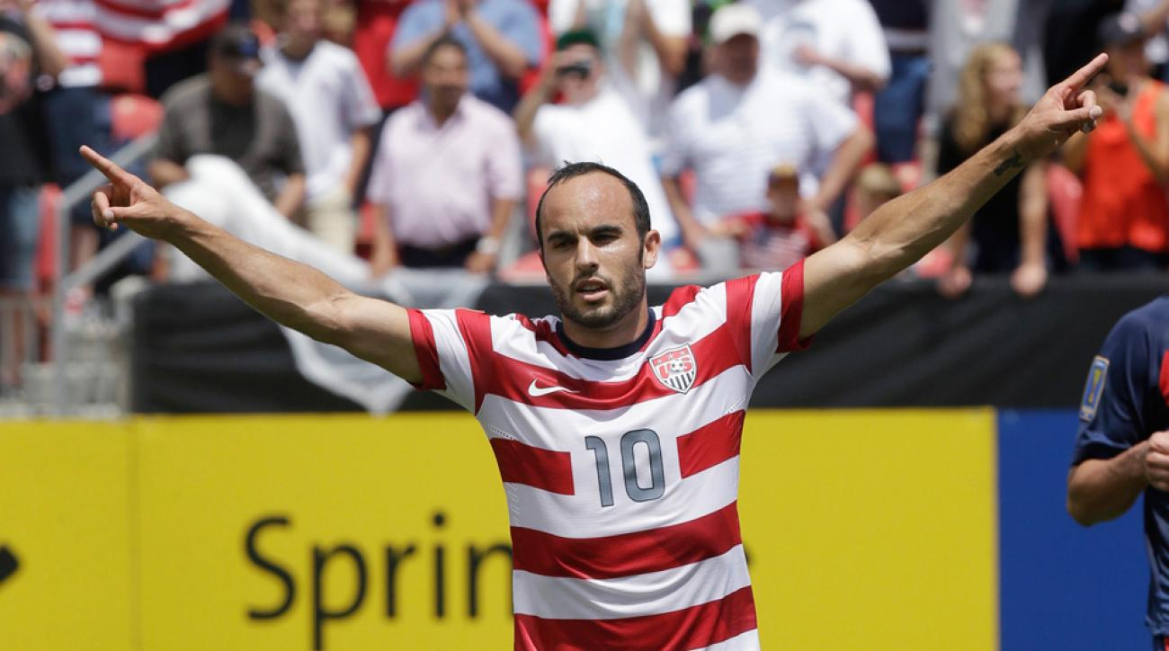Landon Donovan will retire as the all-time leading scorer for MLS and the U.S. men's national team.