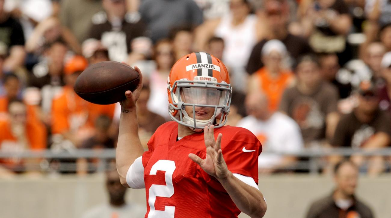 There is reportedly a 'very good' chance Johnny Manziel starts the Cleveland Browns' second preseason game.