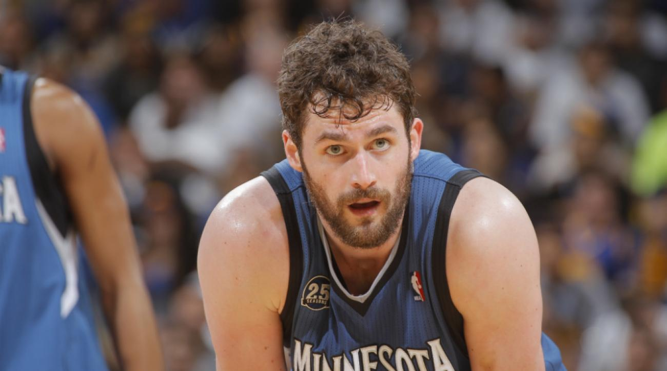 Cavaliers acquire Kevin Love for Andrew Wiggins, Anthony Bennett