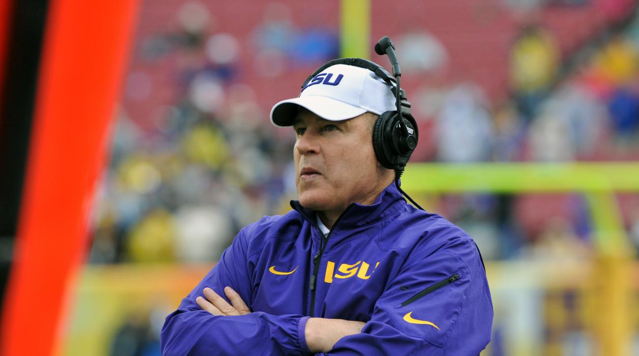 LSU landed a commitment from four-star wide receiver Dee Anderson.