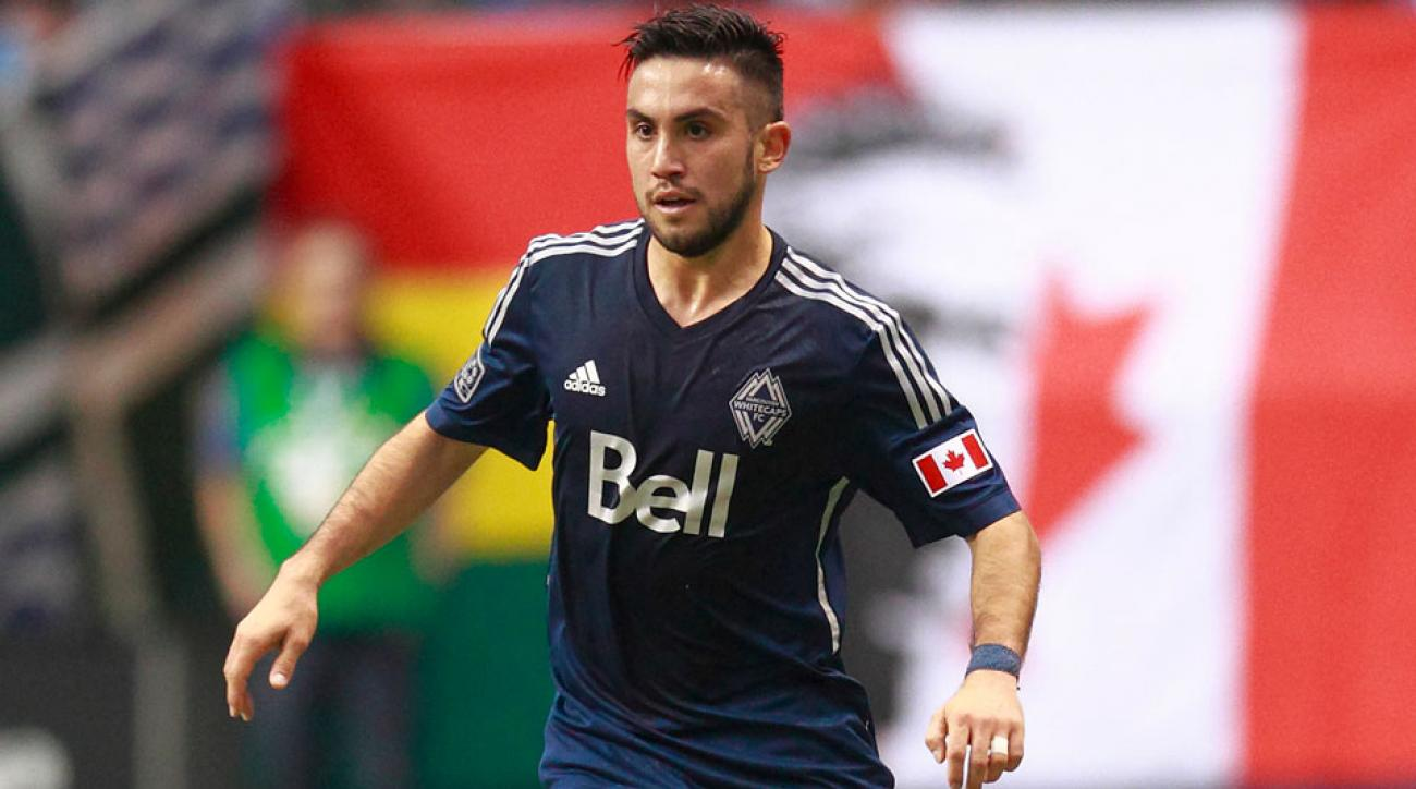 Pedro Morales leads the Whitecaps in goals and assists