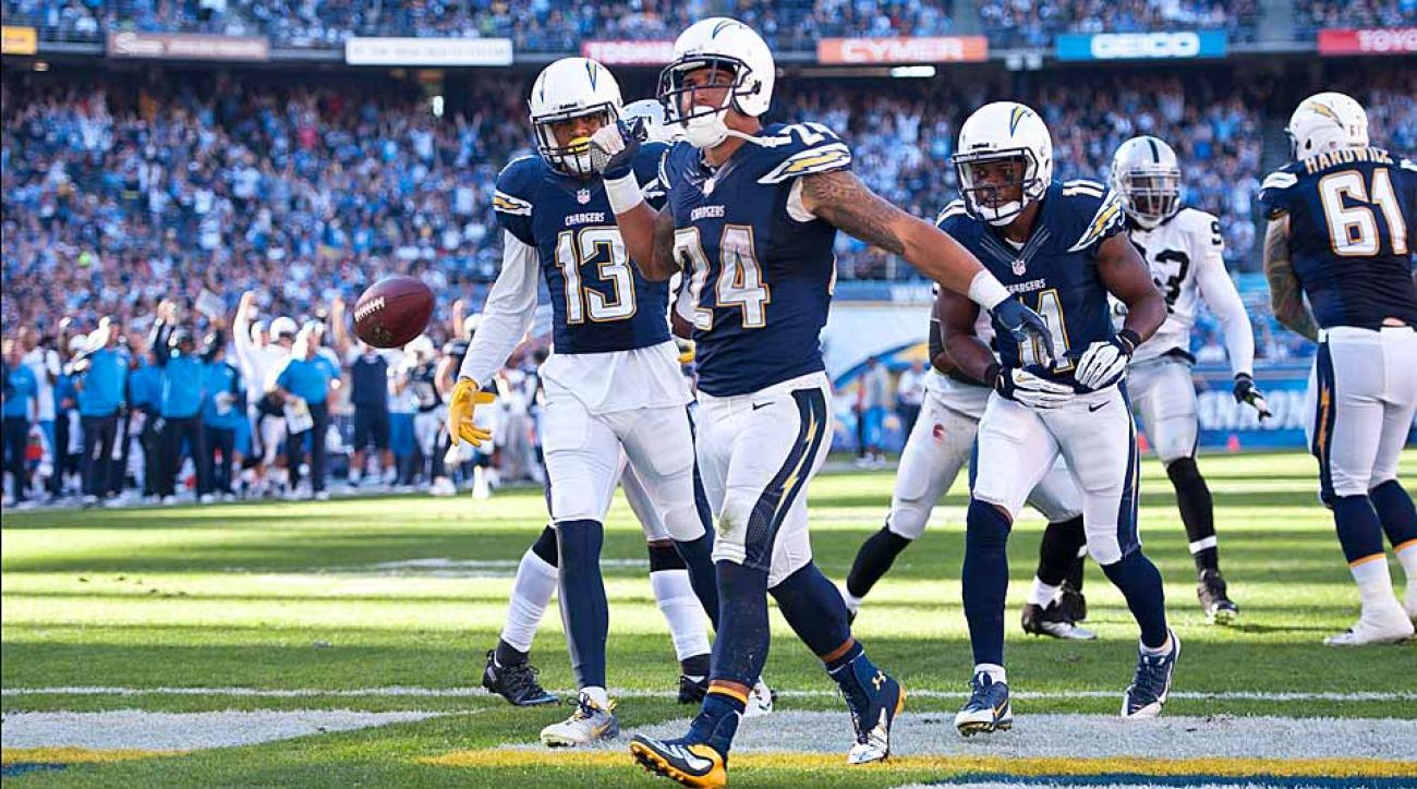 The San Diego Chargers had loads of success on offense last season, but with former OC Ken Whisenhunt gone, can they keep it up in 2014?
