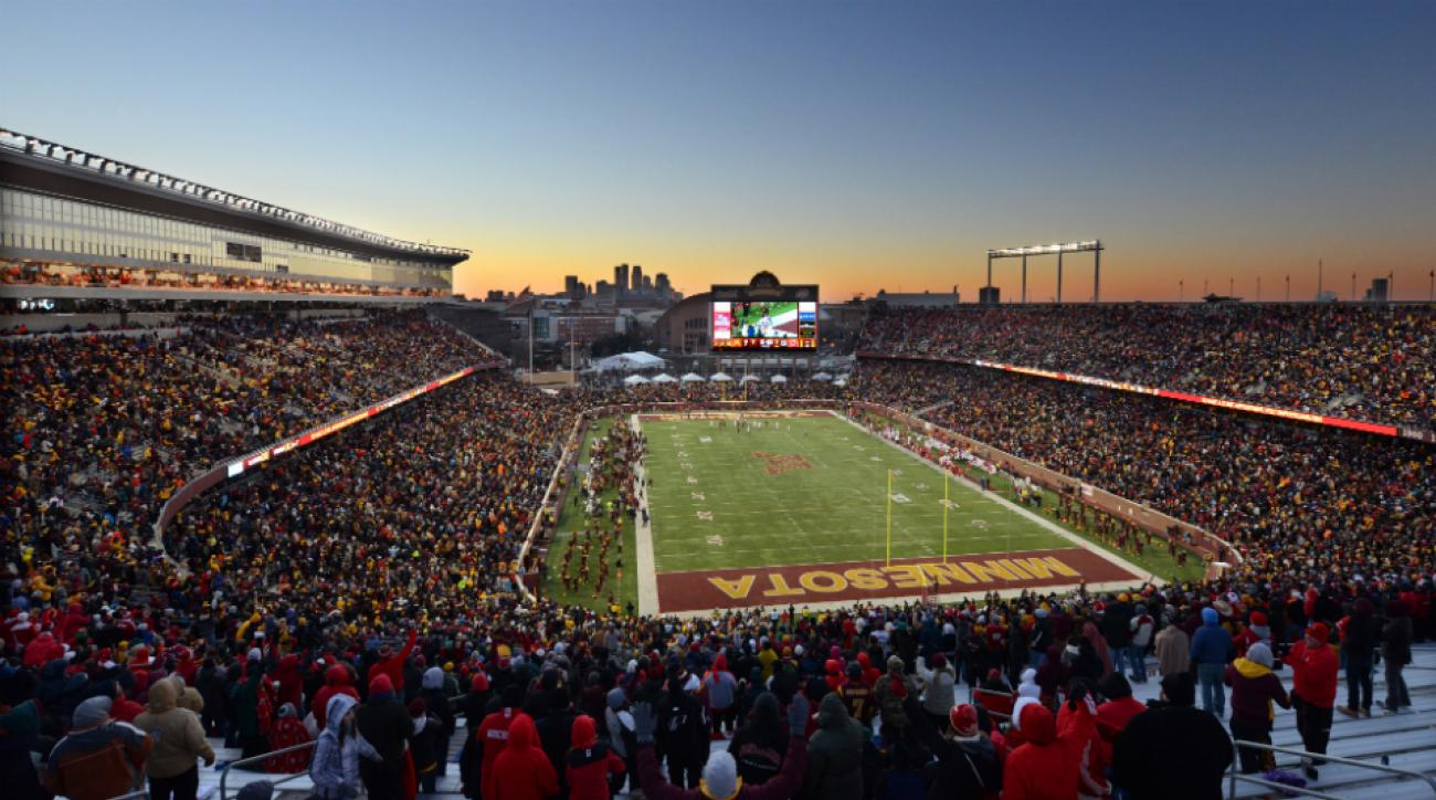 Minnesota doesn't want Redskins in TCF Bank Stadium