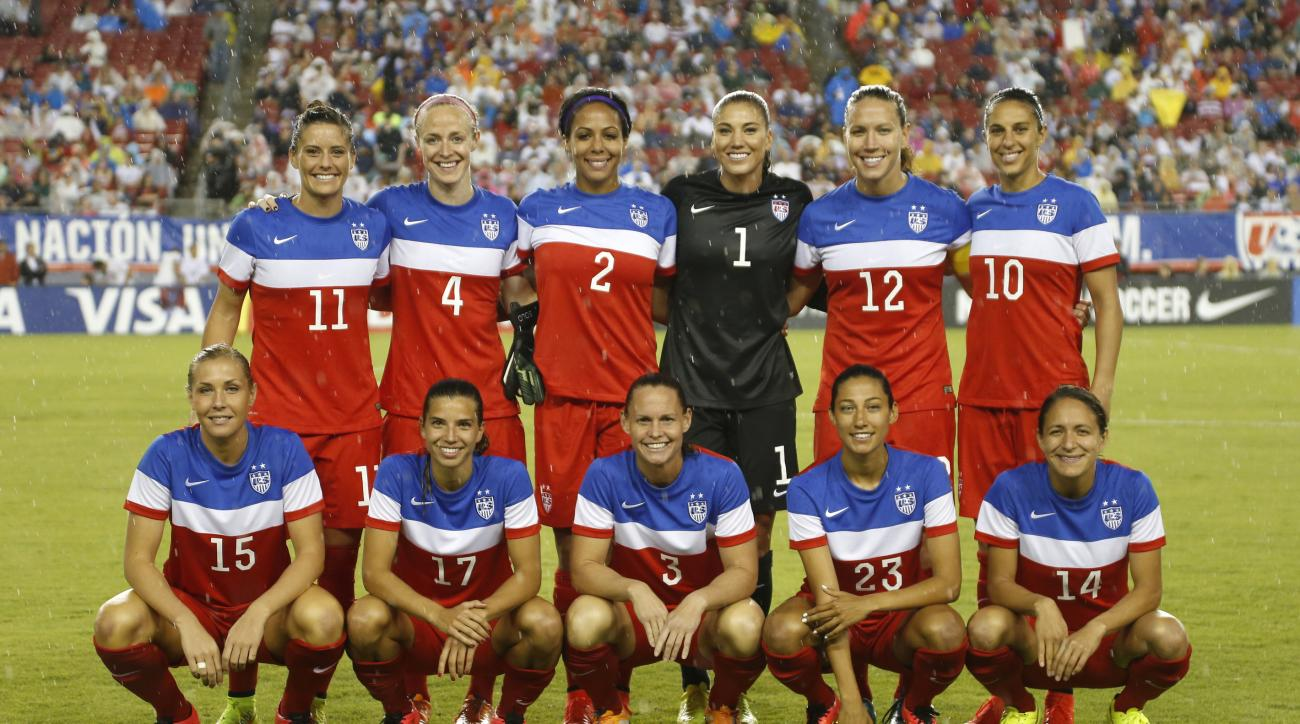 united states women's national team soccer schedule fixtures