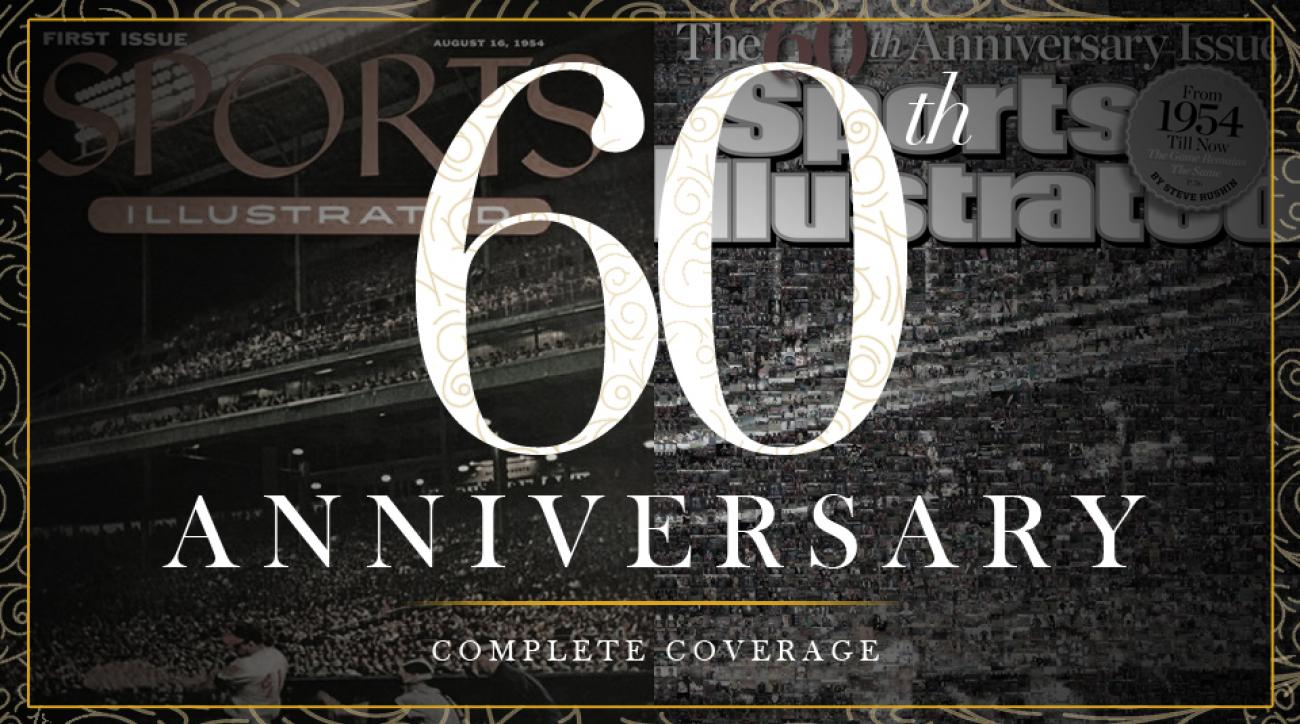 Sports Illustrated's 60th anniversary