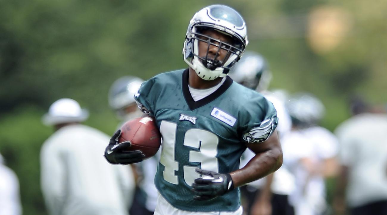 Darren Sproles says role in eagles offense is dangerous