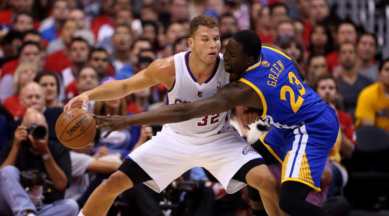 The Los Angeles Clippers will play the Golden State Warriors on Christmas this year.