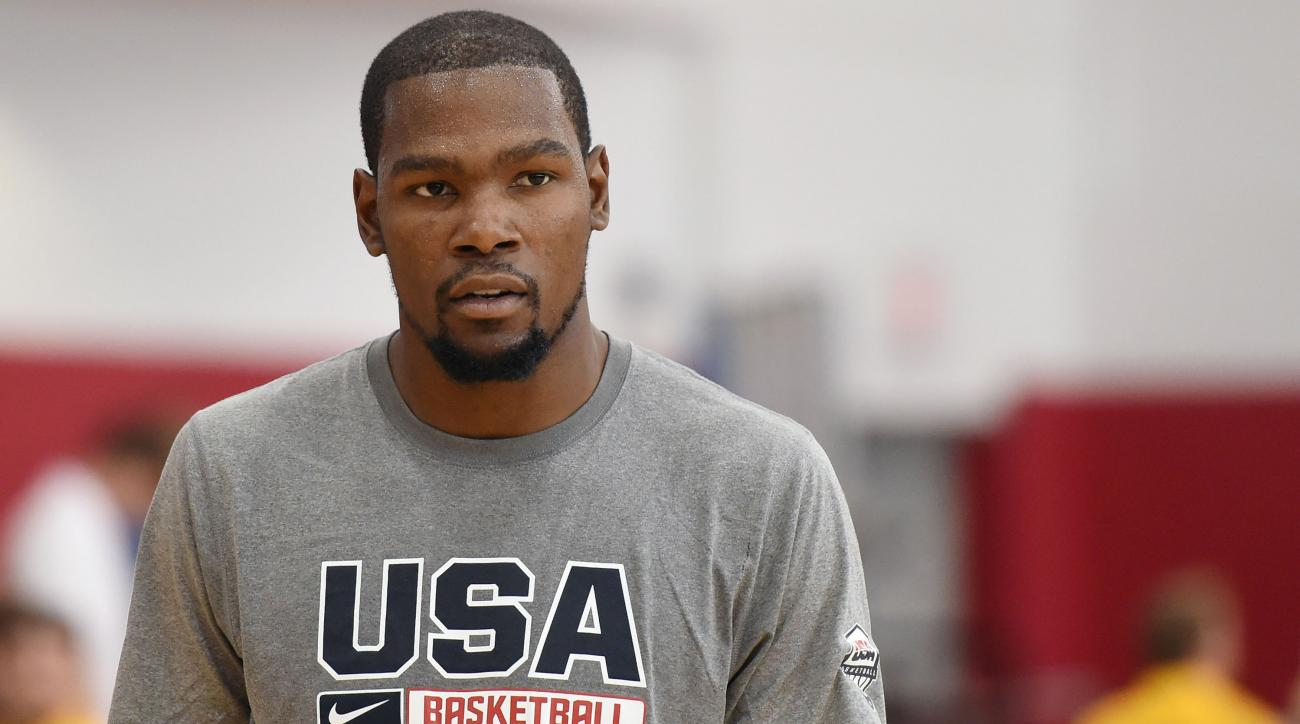 Team USA may add player after Durant withdraws